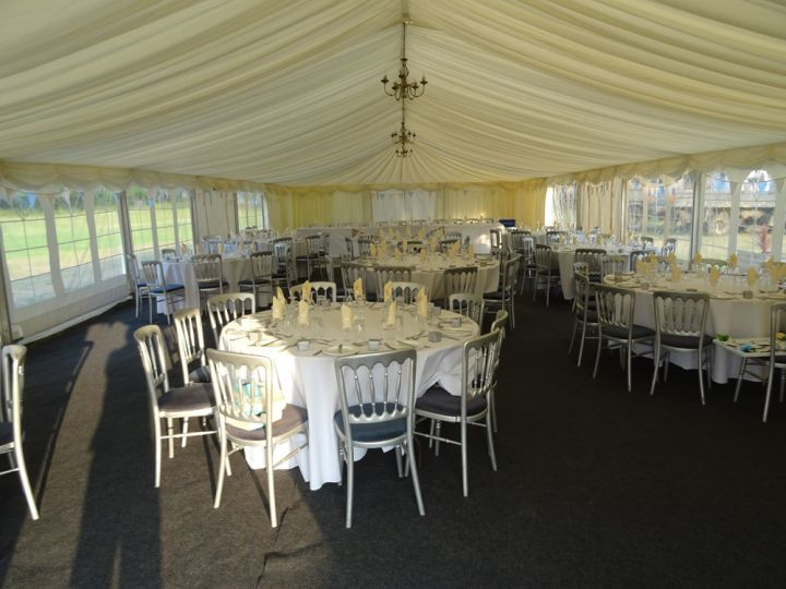Marquee for 250 Guests